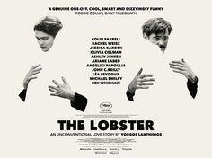 The Lobster (2016)  (a film review by Mark R. Leeper)