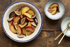 Find the recipe for Five-Spice Fall Fruit Salad  and other  recipes at Epicurious.com