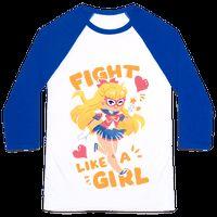 Fight Like A Girl: Venus