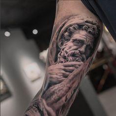 Tattoo by Darwin Enriquez