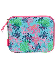 Lilly Pulitzer iPad case | Dirty Shirley