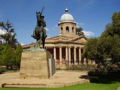 Places to Visit in South Africa - Bloemfontein, my city Amazing Things, Amazing Places, Oh The Places You'll Go, Cool Places To Visit, Free State, Airplane Travel, Landscape Pictures, Wonders Of The World, South Africa