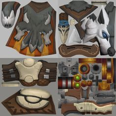 Pior's workshop - Page 3 - Polycount Forum