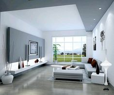 Modern And Minimalist Living Rooms Design Ideas 01