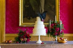 A fabulous shoot that will inspire your winter wedding!