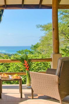 Gourmet meals are served on your private balcony or at the romantic, open-concept restaurant. Hotel Casa Chameleon (Mal Pais, Costa Rica) - Jetsetter