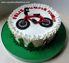 Bycicle Cake