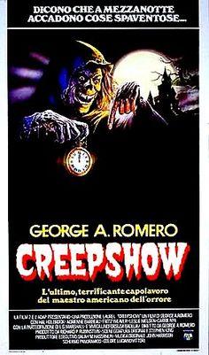 Creepshow (1982) Poster art