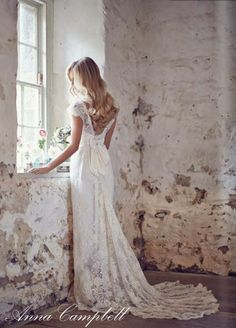 Wedding Dresses by Anna Campbell - Forever Entwined Collection - Belle The Magazine