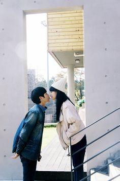 Owwwwhhhh sweet cute couple