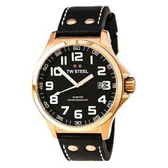TW Steel Pilot Black Watch TW416 *** See this great product.