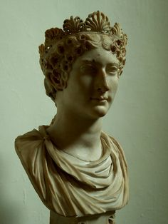 Agrippina the Younger, c. 40 AD, Roman | da jacquemart