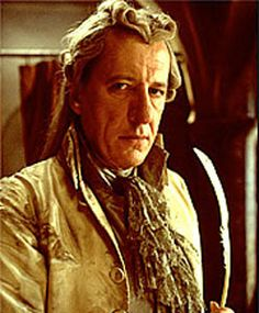 "Geoffrey Rush as The Marquis de Sade in ""Quills"". Very Intense film in my opinion but one I will never forget."