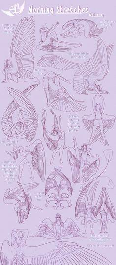 Uh...flexible angels...ukay
