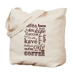 The Language of Coffee Tote Bag > The Language of Coffee > Flawn Ocho