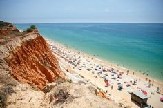 Spiaggia (75272496) Falesia Beach, Portugal (41112597)  Falésia Beach 02 (22585075)  access (71080256) 1 Falesia Beach Olhos de Agua, Portugal