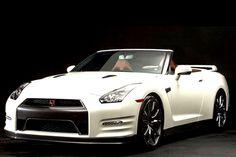 Nissan GT-R by Newport (2014) #cabrio