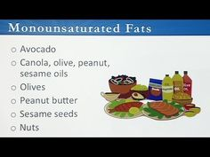 ▶ Dietary Fats: The Good the Bad and the Ugly - YouTube