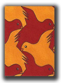 Bird Tessellation