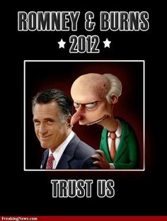 Romney / Burns 2012