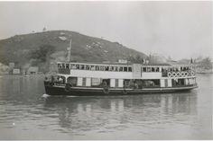 Hong Kong Yua Mati Ferry 1959