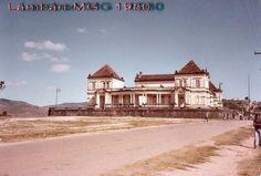Lambari - MG - 1980 - Cassino do lago