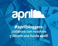 ¡Colabora con nosotros y llévate una funda april!  #aprilbloggers #blogger #fashion #moda #iPhone
