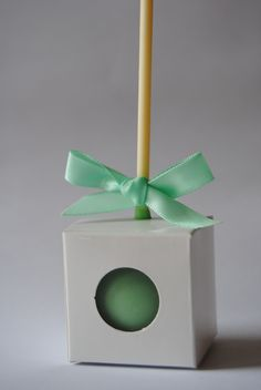 candy soirees partyware | cake pop favour box