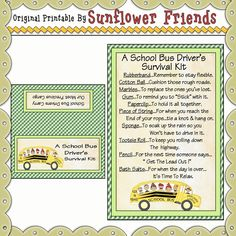 school bus on Pinterest | School Bus Driver, Bus Driver and Bus Driver ...