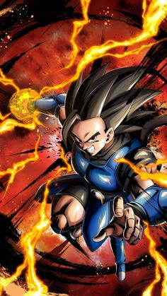 Ancient Saiyan Shallot