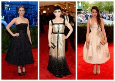 Sisters Medida Certta: Baile Met 2013 - The Best Looks