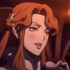 Alucard Castlevania, Castlevania Netflix, Dark Fantasy Art, Fantasy Girl, Female Character Design, Character Art, Art Vampire, Vampire Masquerade, Manhwa