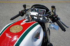 "Racing Cafè: Ducati Monster 900 ""Nasty Donkey"" by Luismoto"