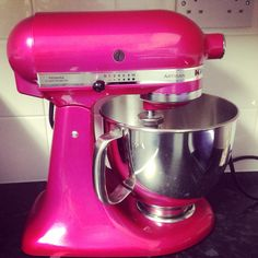 Kitchenaid Mixer In Raspberry 6 4 Punchchris De