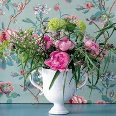 1000 id es sur bouquets de fleurs sauvages sur pinterest bouquet en cascade - Idee bouquet de fleur ...