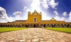 San Antonio de Padua Convent – Izamal, Yucatan