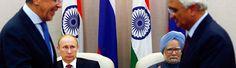 On Russia, India and BRICS
