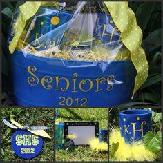 Senior Gift Basket ...  sc 1 st  Pinterest & 22 Best Senior swim e images   Swimming ing Keep swimming ...