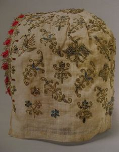 Venice, woman's cap - 1500-1525 The Met