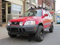 Want To Build This Crv