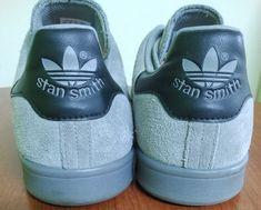 ab4e2510c78d adidas Originals STAN SMITH Solid Gray adiColor S80031 Suede KITH for Sale  in Marietta