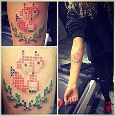 Elegant Grayscale Tattoos : Greyscale Tattoos