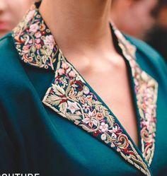 Salwar Neck Designs, Neck Designs For Suits, Kurta Neck Design, Neckline Designs, Dress Neck Designs, Fancy Blouse Designs, Kurta Designs Women, Collar Designs, Designs For Dresses