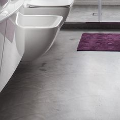 Pavimento resina spatolato in tinta con cemento madre N30-L di Errelab