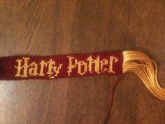 Harry Potter Friendship Bracelet