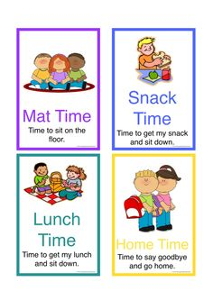 Activity Transition Cards designed to help children with Autism transition between activities in their educational setting. Part 2 of a set of 3. FREE Download.