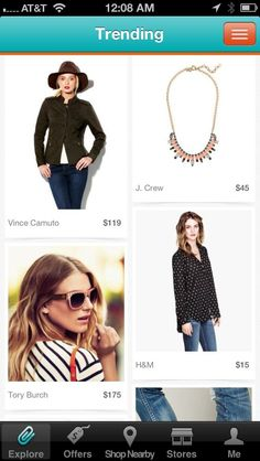 New Post Up! Do you use any fashion apps?  If so, which ones? Check out our latest post featuring 3 cool fashion apps that we absolutely love and think you will too: http://gapmuse.com/2013/10/03/3-fashion-apps-we-love-this-week/