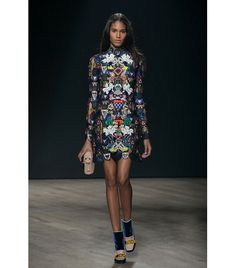 @Who What Wear - Mary Katrantzou F/W 14