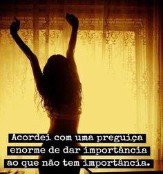 O importante é ser feliz!!!!