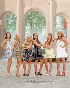 I would love to do team photos like this for LHS